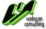 Logo Webscan